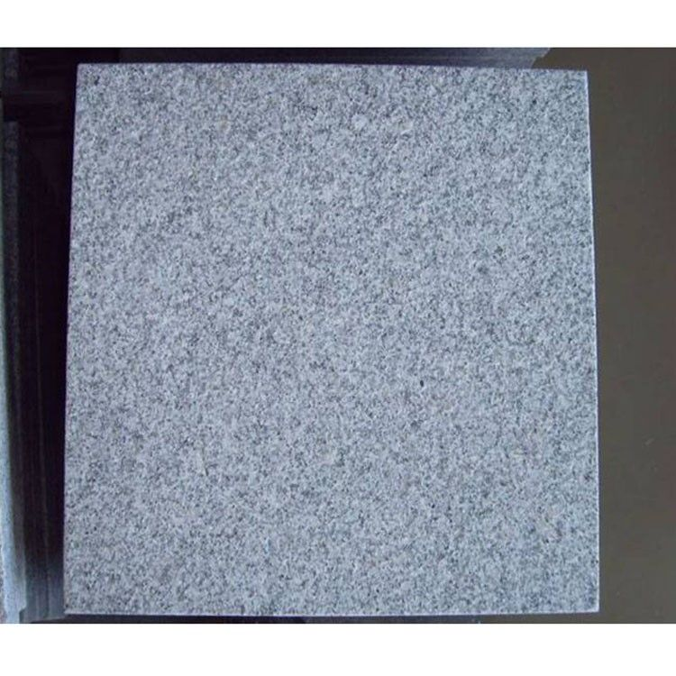 Indoor 2.61g/Cm3 Hammered G603 Flamed Granite Stone