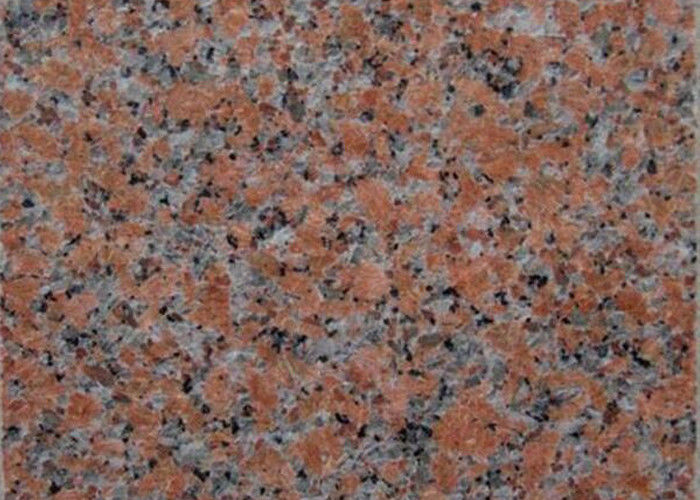 House G652 Maple Leaf Red Granite Stone Slabs Low Radiation Stone Material